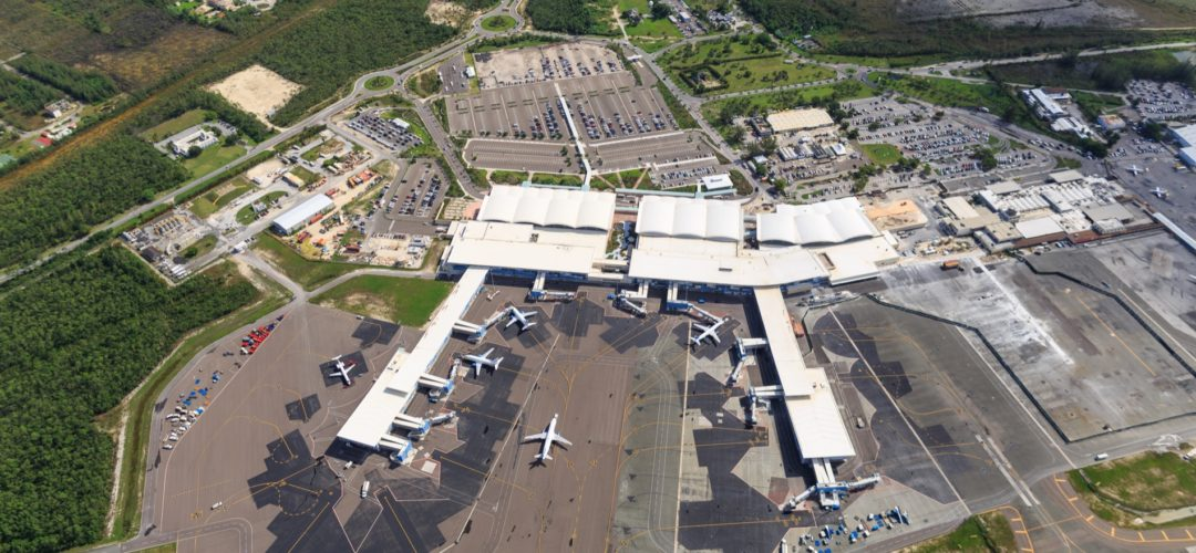 Lpia Lynden Pindling International Airport Thermoset Roofing